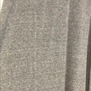 LuLaRoe Dresses - Lularoe Carly - heather grey-purple